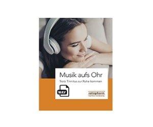 ratiopharm Entspannungsmusik-CD