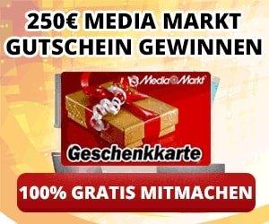 MediaMarkt Gewinnspiel