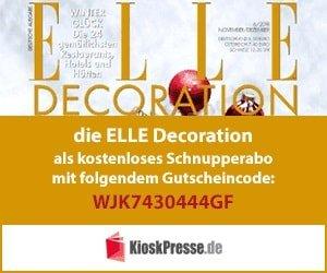 ELLE-Decoration kostenlos
