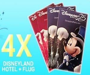 Disneyland Paris Gewinnspiel