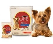 Purina ONE MINI: Gratis testen