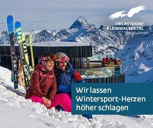 Ski-Reisegewinnspiel