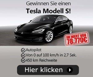 Tesla Gewinnspiel