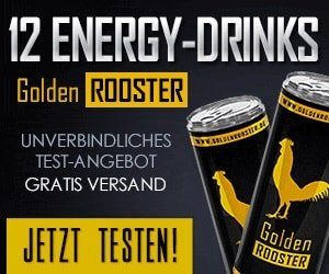 Golden Rooster Energy-Drink