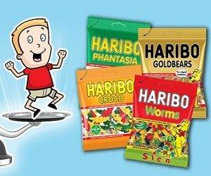 Haribo Gewinnspiel