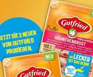 Gutfried Hähnchen Geld-Zurück-Aktion