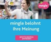 mingle: Umfragen & Produkttests