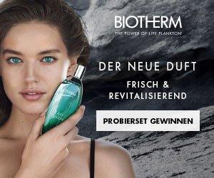 Biotherm EAU FUSION Probierset