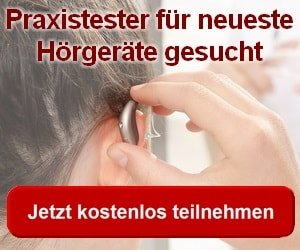 Gratis Hörgeräte Test