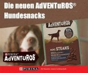 PURINA Hundesnacks gratis
