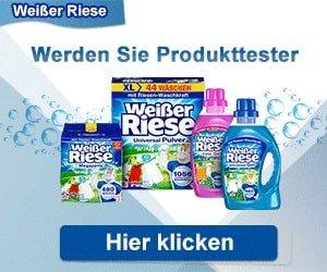 Weisser Riese Produkttest