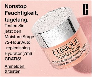 CLINIQUE Produktprobe