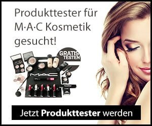 M·A·C Kosmetik Produkttest