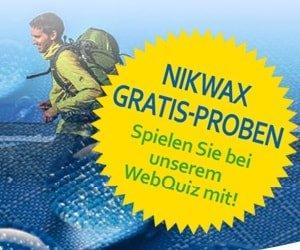 NIKWAX Probe