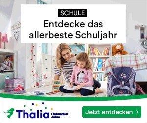 Thalia Zeugnisaktion