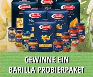 Barilla Probierpaket