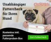 CheckForPet Futterproben-Box
