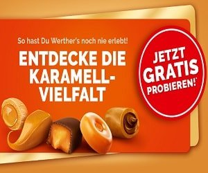 Werther's Original gratis
