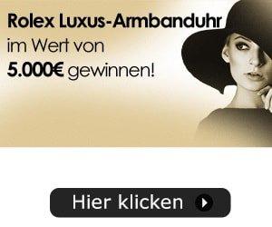 Rolex Gewinnspiel