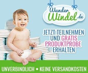 Windel-Produktprobe