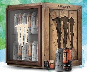 Energy-Drink-Paket