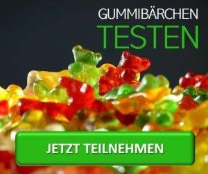 Gummibärchen Testpaket