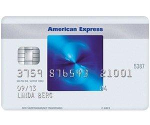 Amex Blue Card