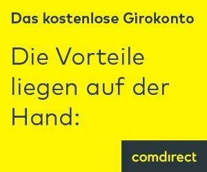 comdirect Girokonto