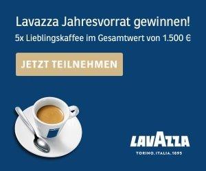 Lavazza Kaffeepaket