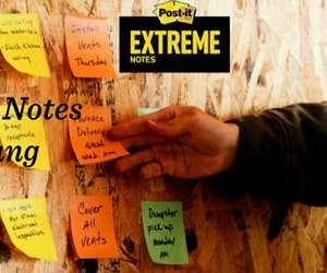 Post-it Extreme Notes