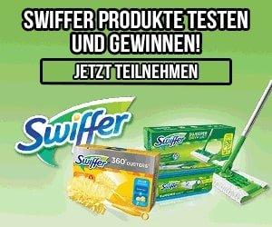 Swiffer Produkttest