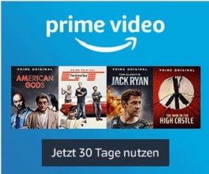 Amazon Prime Video Testen