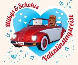 Ferrero Valentinstagsreise