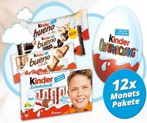 Kinderschokolade Produkttest
