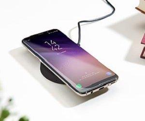 Smartphone-Ladestation