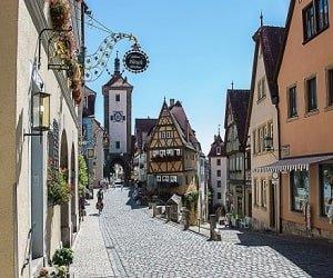 Urlaub in Deutschland - Infopaket