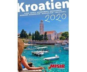 Kroatien Katalog