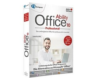 Pearl: Ability Office 10 Professional