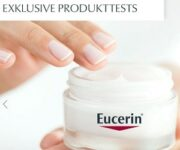 Eucerin Produkttests