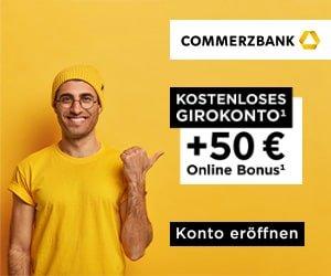 Commerzbank Girokonto