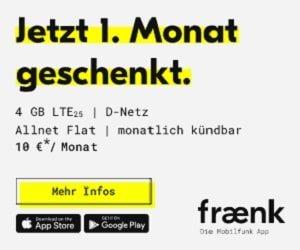 fraenk app