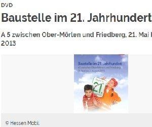 Hessen Mobil Gratis-DVD
