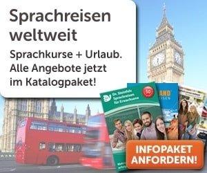 Sprachreisen Infopaket