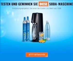 Soda-Maschine