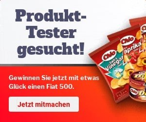 Snack Produkttest