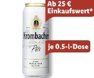 Lidl Plus Krombacher