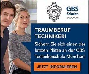 GBS Schulen Infobroschüre