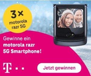 Telekom Christmas Gewinnspiel