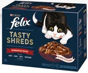 FELIX Tasty Shreds