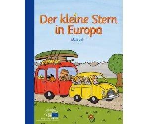 Europäisches Parlament Kindermalbuch